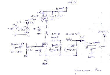 Radio circuits – Electronics , Robots