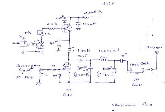 circuit AM