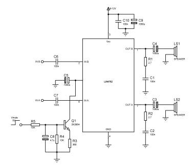 Audio circuits – Electronics , Robots