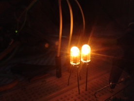 two-yellow-leds